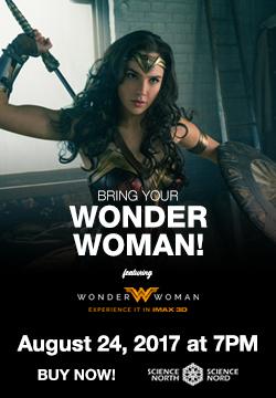Wonder Women Event
