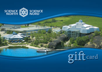 Science North Gift Card
