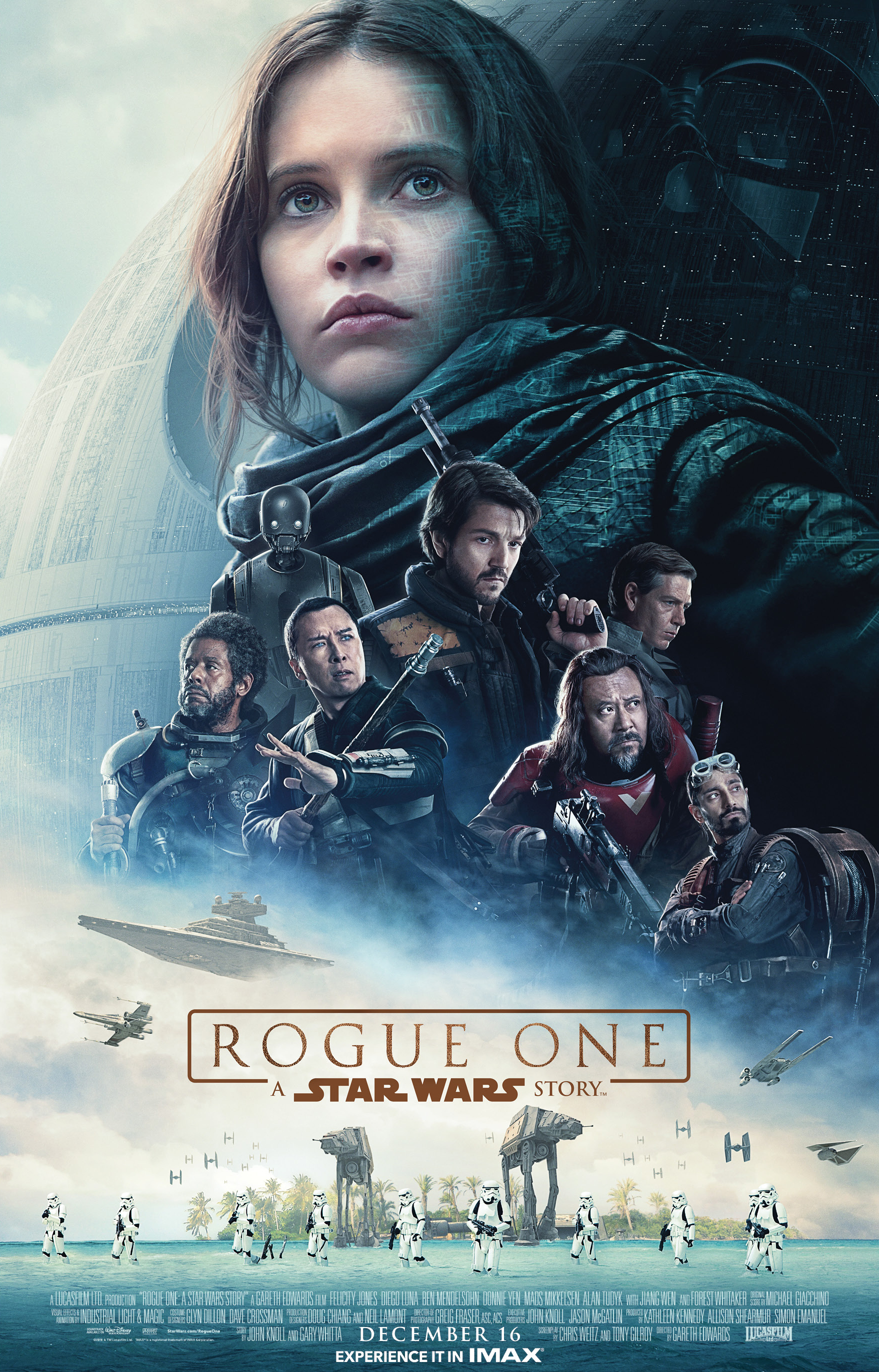 Star Wars: Rogue One 3D