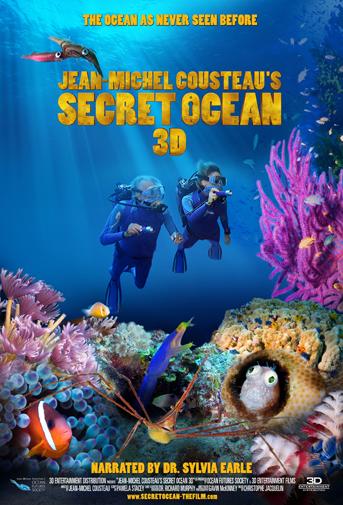 Secret Ocean 3D