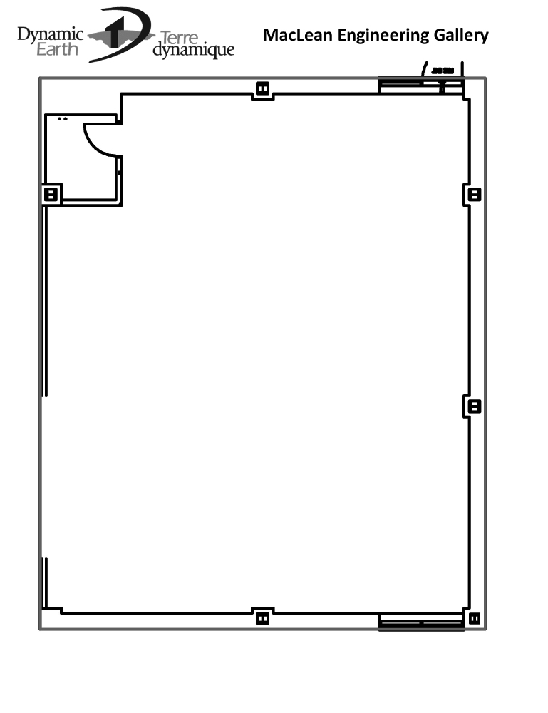 maclean engineering gallery floor plan