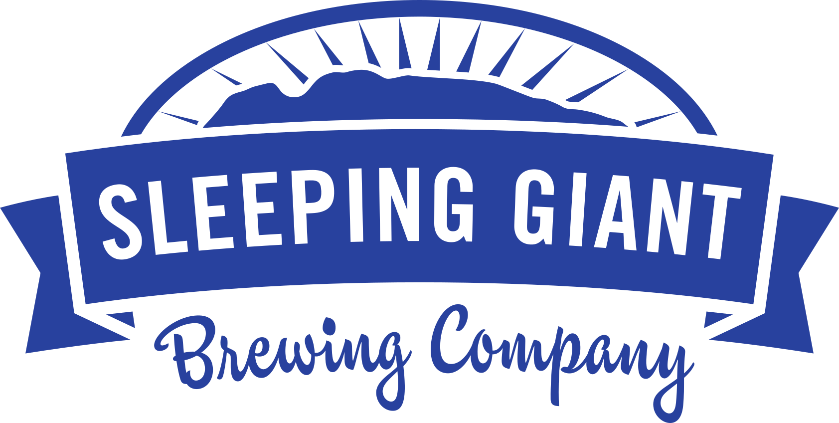 sleeping giant brewing company logo
