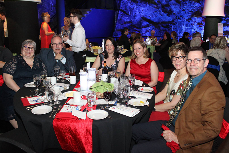 corporate events at science north