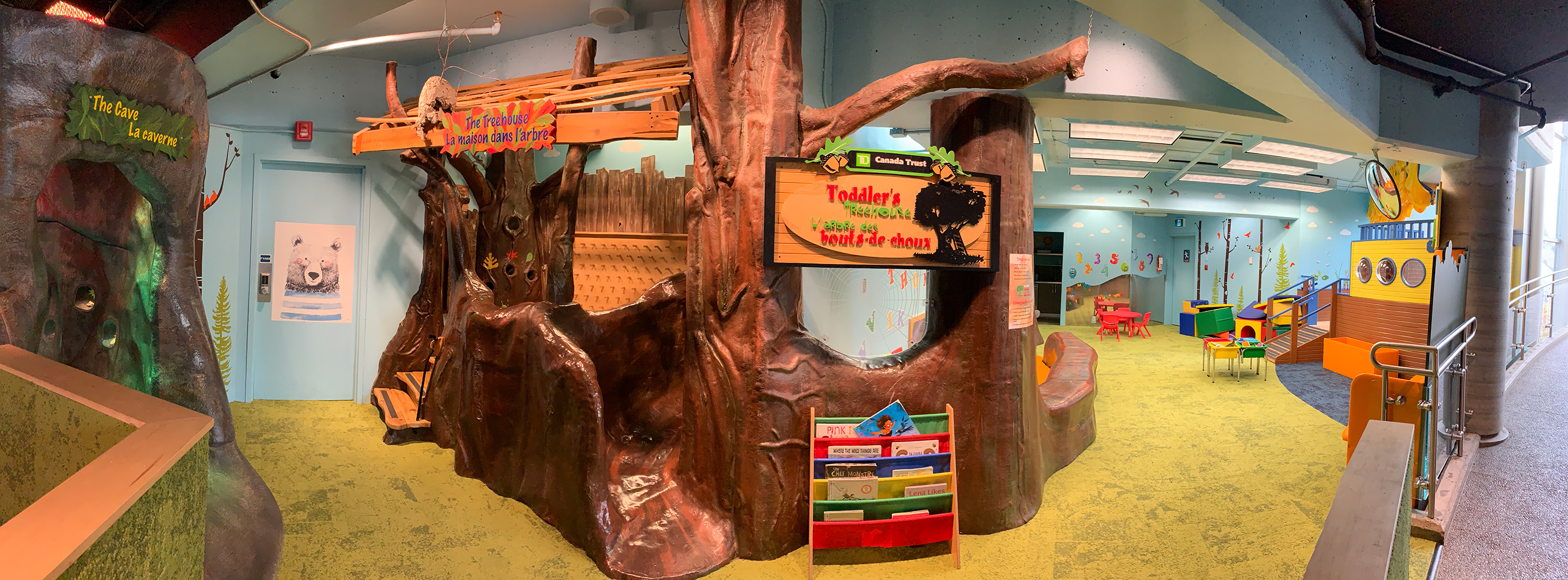 td canada trust toddler's treehouse