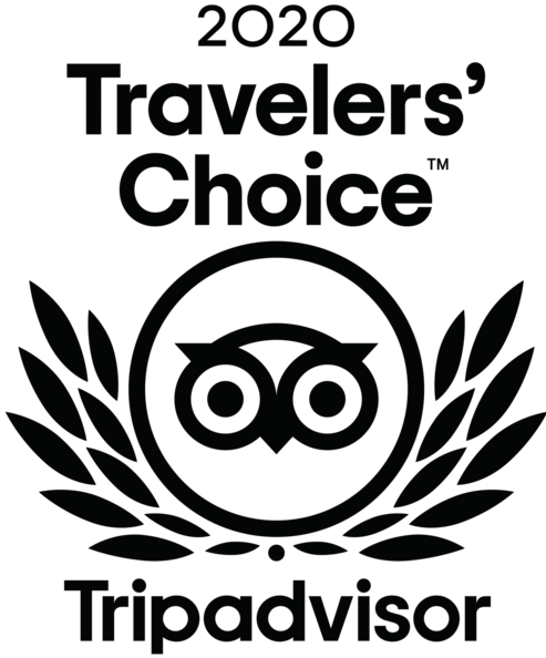 Trip Advisor 2020 Travelers' Choice